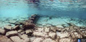 Κρήτη: Βρέθηκαν βυθισμένα κτίρια σε υποβρύχια έρευνα στον αρχαίο Ολούντα (ΦΩΤΟ)