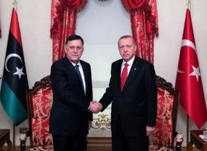 Τουρκία: Είμαστε αποφασισμένοι να αρχίσουμε γεωτρήσεις στις περιοχές που συμφωνήσαμε με τη Λιβύη