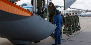 Η Ρωσία στέλνει στην Ιταλία στρατιώτες «βιολογικού πολέμου» για να καταπολεμήσουν την πανδημία (pics)