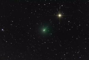 Πλησιάζει τη Γη ο πρασινωπός κομήτης – Ορατός και από την Ελλάδα