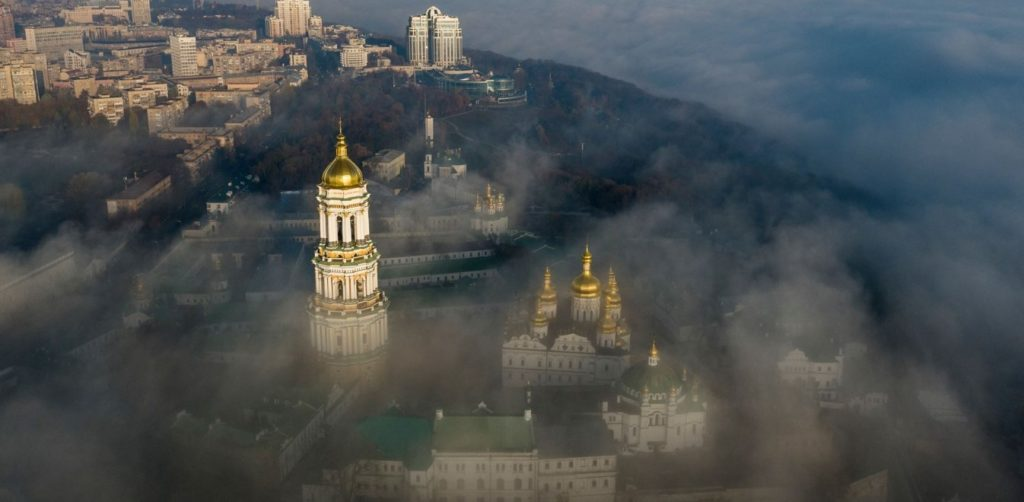 Το Κίεβο «πνίγεται» στους καπνούς - Η φωτιά στο Τσερνόμπιλ καίει ακόμη, λένε αξιωματούχοι