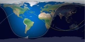 """Διαστημικό """"σκουπίδι"""" 18 τόνων έπεσε στη Γη"""