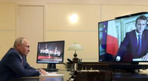 Τα είπαν Μακρόν και Πούτιν – Τι συμφώνησαν για τη Λιβύη