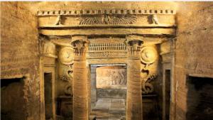 Άνοιξαν μετά από πολλά χρόνια, οι Ελληνορωμαϊκές κατακόμβες του παλαιού Καΐρου.