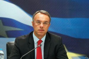 Σταϊκούρας: Η ελληνική οικονομία αντέχει και σε περίπτωση δεύτερου lockdown