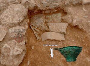 Στην Κρήτη Βρέθηκε μεγάλος θησαυρός μετάλλων Μινωιτών, από τους μεγαλύτερους που έχουν βρεθεί ως σήμερα