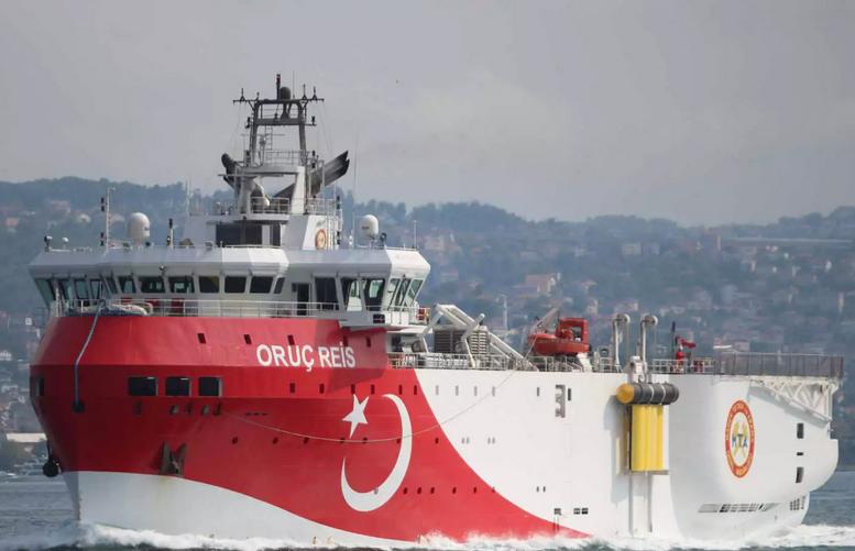 Nέα τουρκική NAVTEX για έρευνες του Oruc Reis – Συνεδριάζει εκτάκτως το ΚΥΣΕΑ