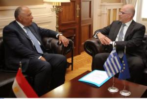 Αιγυπτιακά ΜΜΕ: Ελλάδα-Αίγυπτος υπογράφουν εντός ωρών συμφωνία για ΑΟΖ