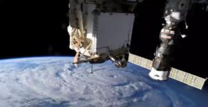 Διαρροή οξυγόνου στον Διεθνή Διαστημικό Σταθμό πιθανόν από πρόσκρουση μικρομετεωρίτη