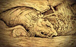 Το θαλάσσιο τέρας της Μεσσήνης, το 1926