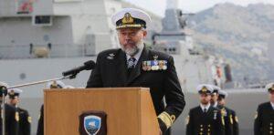 """Σήμα του Αρχηγού Στόλου Π. Λυμπέρη προς τα πληρώματα: """"Τούτα τα νερά είναι δικά μας"""" – Ετοιμοπόλεμες ανά πάσα στιγμή όλες οι Μονάδες – Συγκλονιστικό μήνυμα Επερχόμενου Πολέμου"""