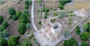 Χρύσαφα, το πάμπλουτο προπύργιο της Βυζαντινής Αυτοκρατορίας στη Λακωνία