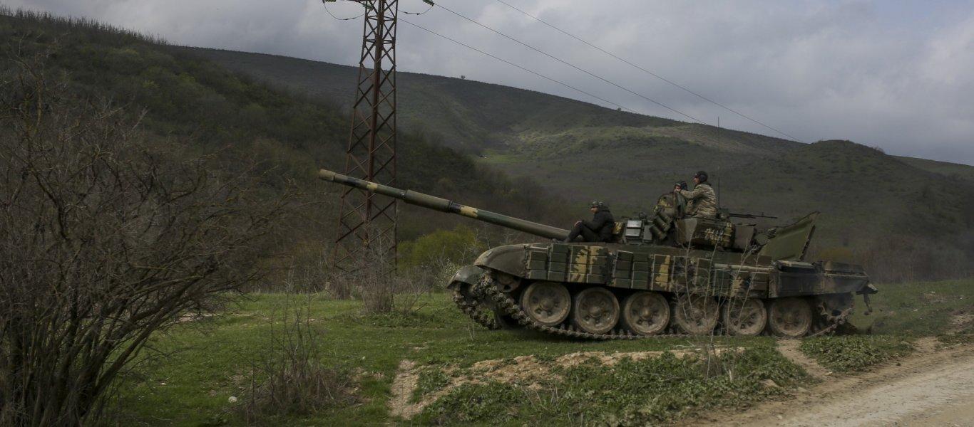 Ναγκόρνο - Καραμπάχ: Πακιστανοί στρατιώτες πολεμούν στο πλευρό του Αζερμπαϊτζάν