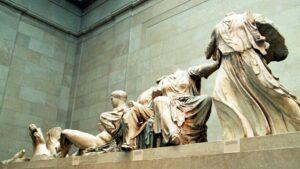 Γλυπτά του Παρθενώνα: Δεν έχουμε καμία πρόθεση επιστροφής λέει το Βρετανικό Μουσείο