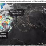 Καιρός – Ιανός: Γίνεται μεσογειακός κυκλώνας και «ακουμπάει» την Δυτική Ελλάδα