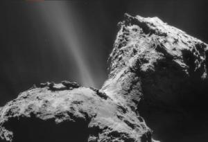 Απρόσμενη ανακάλυψη στο διάστημα – Βρέθηκε σέλας σε κομήτη