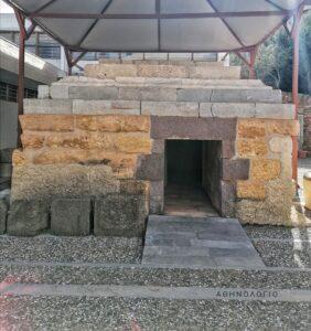 Το μεγάλο μυστικό του μακεδονικού τάφου της Χίου