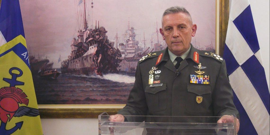 Η Ημερήσια Διαταγή Αρχηγού ΓΕΕΘΑ για την Εθνική Εορτή της 28ης Οκτωβρίου (vid)