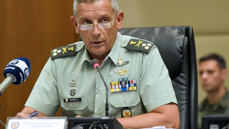 Μυστική συνάντηση Μητσοτάκη με αρχηγούς Γενικών Επιτελείων χωρίς τον Υπουργό Άμυνας !!