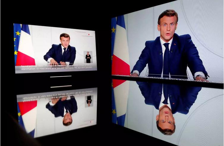 ΕΚΤΑΚΤΟ Κορονοϊός: Lockdown για την Γαλλία ανακοίνωσε ο Μακρόν διάρκειας ενός μήνα