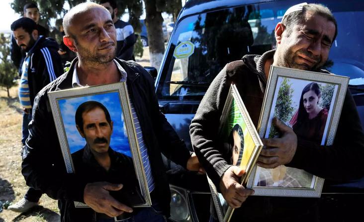 """Ναγκόρνο Καραμπάχ – """"τρύπια""""εκεχειρία: Δεκάδες νεκροί από επιθέσεις του Αζερμπαϊτζάν"""