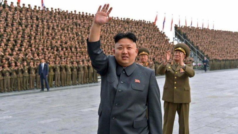 Η Β. Κορέα προειδοποιεί τους πολίτες να μείνουν σπίτι, καθώς η κίτρινη σκόνη που έχει εμφανιστεί μπορεί να φέρει τον κορονοϊό από την Κίνα