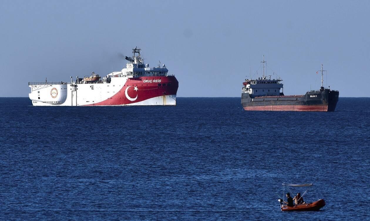 Οι Τούρκοι βγάζουν το Oruc Reis για νέα αποστολή στην Μεσόγειο - Τι λέει η Γενί Σαφάκ