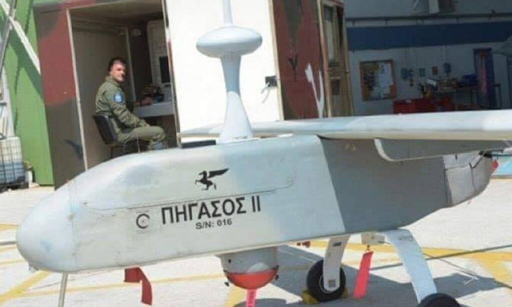Ένοπλες Δυνάμεις: Έβγαλε και η Ελλάδα τα drones της στο Αιγαίο