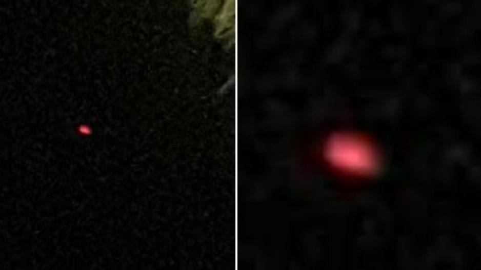 Άγνωστο αντικείμενο στον ουρανό της Λεμεσού είδαν πολίτες (ΦΩΤΟ)