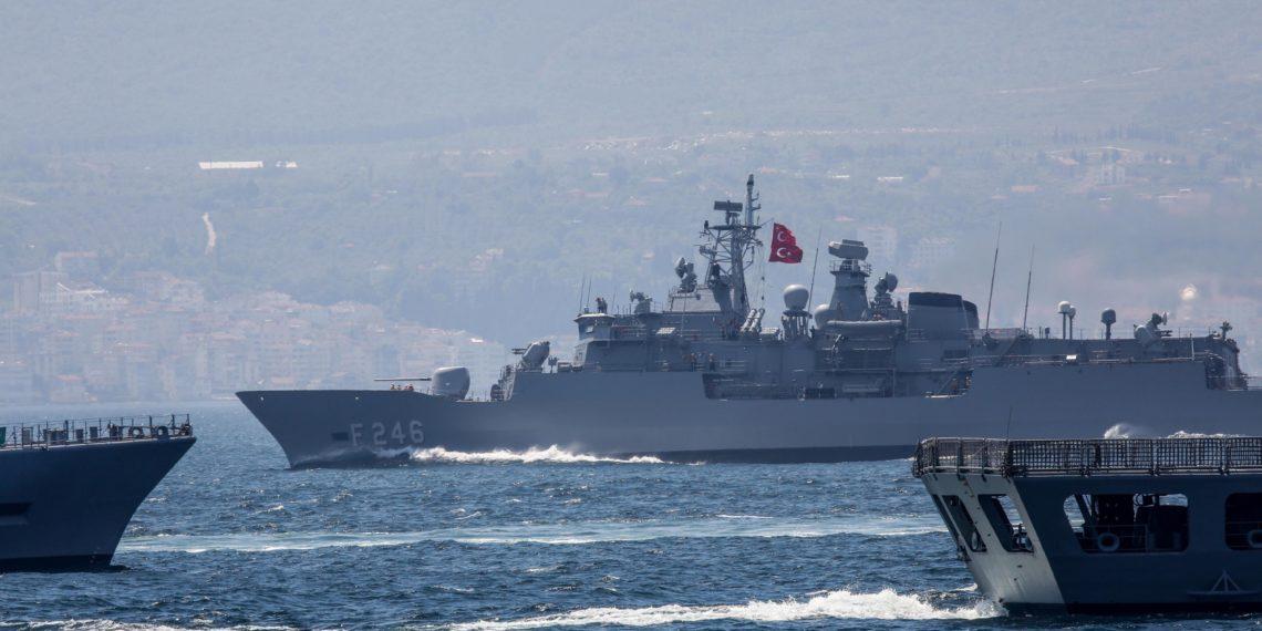 NAVTEX-πρόκληση της Τουρκίας ανήμερα της Εθνικής Επετείου!