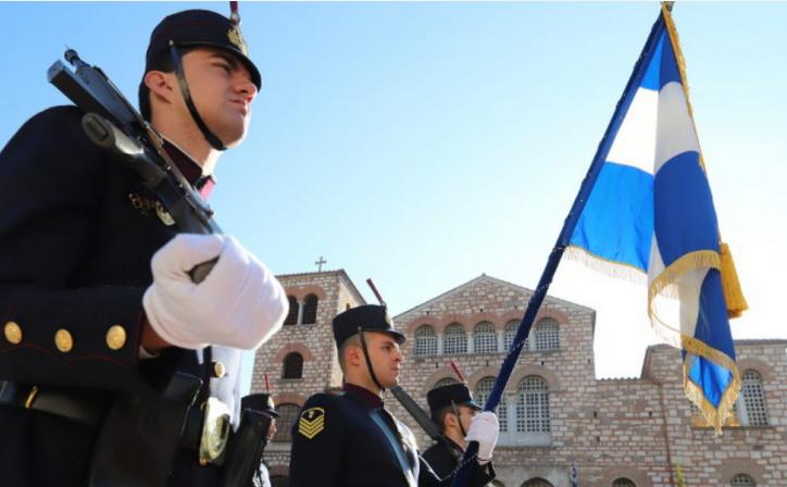 Μετά την ακύρωση της παρέλασης της 28ης, δεν θα γίνει ούτε η καθιερωμένη δοξολογία για την γιορτή του Αγ.Δημητρίου στη Θεσσαλονίκη