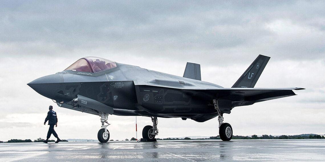 F-35: Παίρνει σάρκα και οστά το σχέδιο για απόκτηση stealth μαχητικού από την ΠΑ
