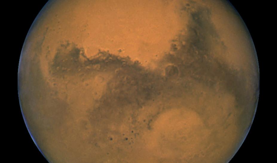 Ενδείξεις για έκρηξη ηφαιστείου στον Άρη πριν από 53.000 χρόνια