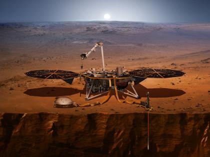 Η NASA κήρυξε «νεκρό» το τρυπάνι του InSight στον Άρη - Έσκαψε «μόλις» 50 εκατοστά από το 2019