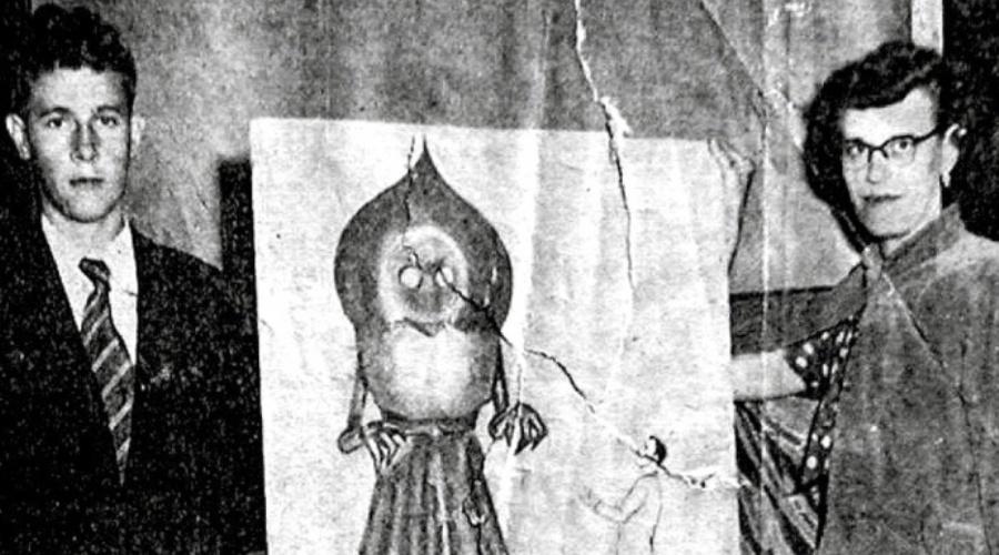 Το τέρας Flatwoods. Τι είδαν οι μάρτυρες το βράδυ του '52 στη Δυτική Βιρτζίνια;