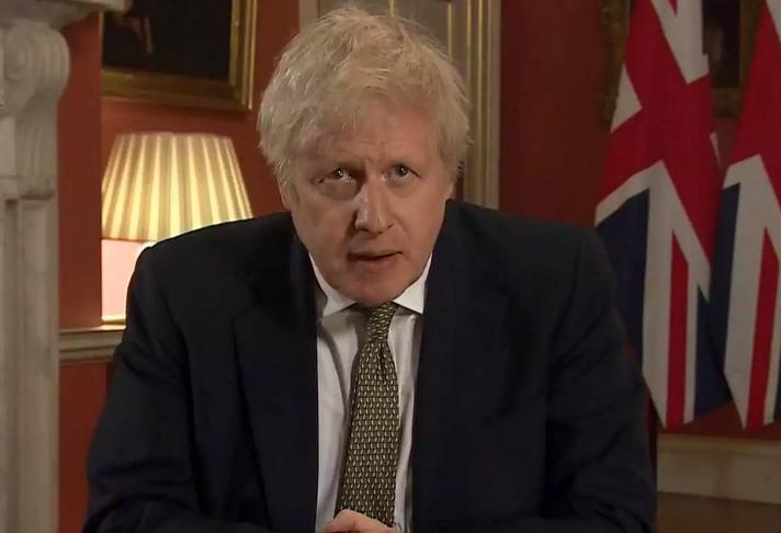 Κορονοϊός: Τρίτο lockdown στη Βρετανία ανακοίνωσε ο Μπόρις Τζόνσον