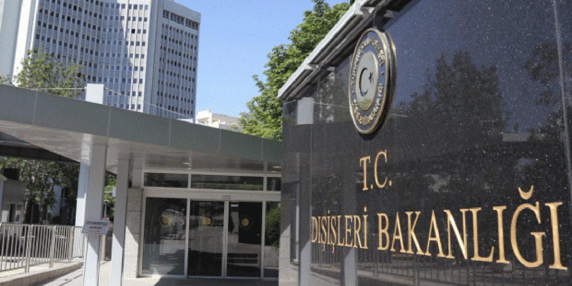 Άγκυρα: Εκλήθη ο πρέσβης των ΗΠΑ με αφορμή τη δήλωση του Στέιτ Ντιπάρτμεντ για το PKK