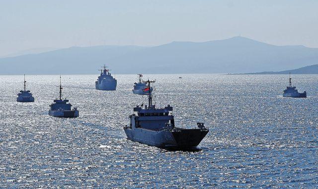 Απόρρητα τουρκικά σχέδια για εισβολή σε 131 νησίδες και βραχονησίδες στο Αιγαίο