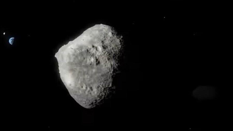 Ο επίφοβος αστεροειδής Άποφις δεν θα πέσει στη Γη μέσα στα επόμενα 100 χρόνια, καθησυχάζει η NASA