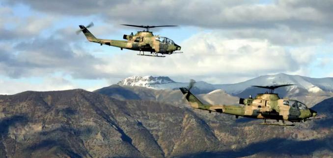 Συντριβή στρατιωτικού ελικοπτέρου στην Τουρκία - Ο Διοικητής 8ου Σώματος Στρατού ένας εκ των νεκρών