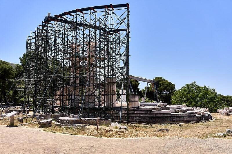 Επίδαυρος: Αποκαλύφθηκε οικοδόμημα κάτω από το ιερό του Ασκληπιού – Διπλό κτίριο με υπόγειο!!!