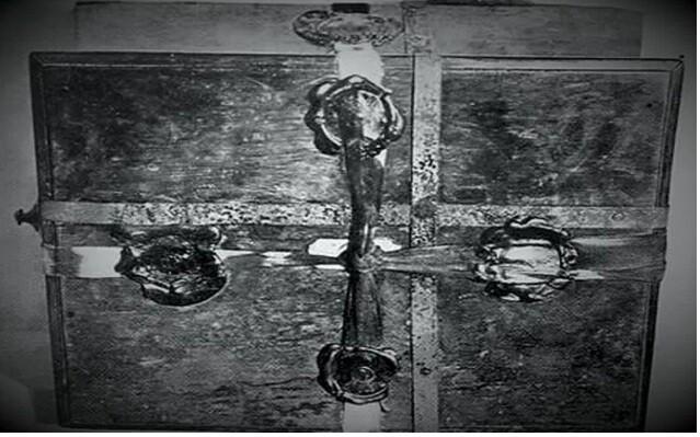 Το ιερό κιβώτιο των Άγγλων που περιείχε τις θεραπείες για κάθε ασθένεια…
