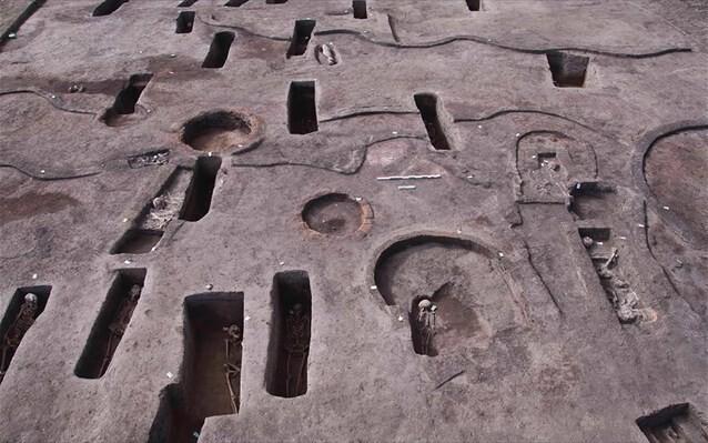 Αίγυπτος: Στο φως σπάνιοι τάφοι, πριν την εποχή των Φαραώ