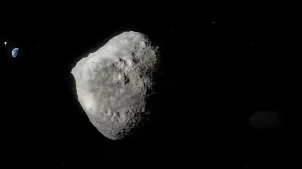 Τεράστιος αστεροειδής – τρεις φορές στο μέγεθος βρετανικού λεωφορείου – θα περάσει ανάμεσα στη Γη και το Φεγγάρι