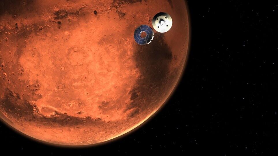 Κίνα: Προσεδάφισε με επιτυχία ρομπότ στον πλανήτη Άρη