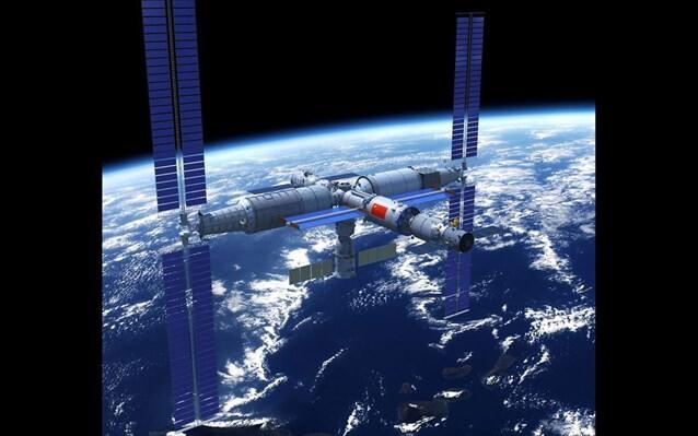Έσπασε τα κοντέρ η Κίνα για τον διαστημικό της σταθμό