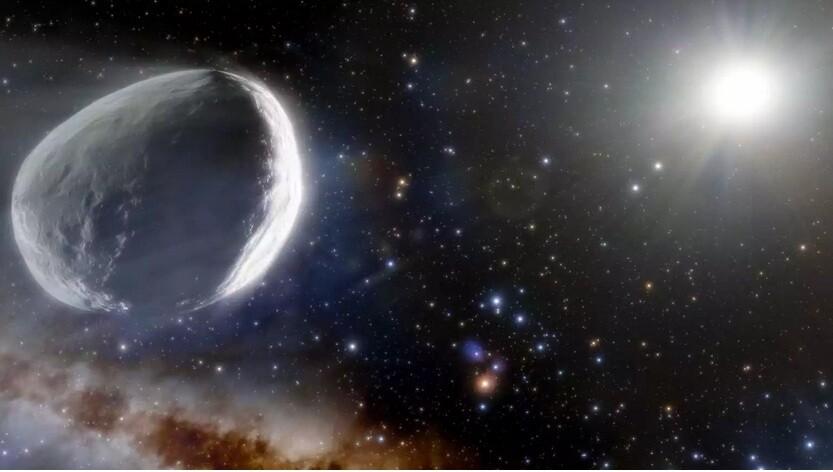 Ανακαλύφθηκε ο μεγαλύτερος κομήτης που έχει παρατηρηθεί ποτέ! Τρομακτικές οι διαστάσεις του (pic)