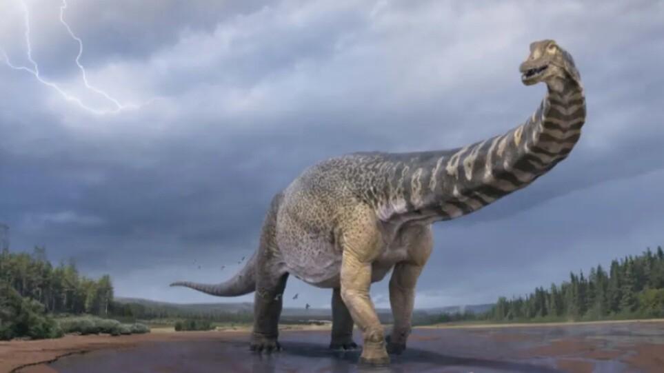 Οι δεινόσαυροι ήταν σε παρακμή πολύ πριν πέσει στη Γη ο μεγάλος αστεροειδής, δείχνει μελέτη