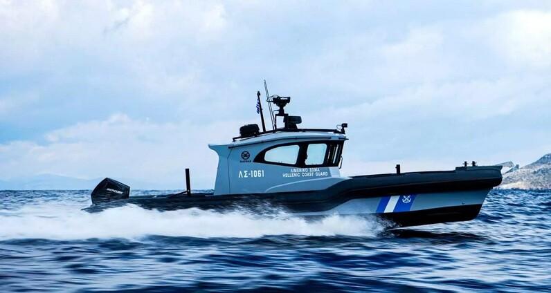 Τούρκοι παρενόχλησαν ελληνικό σκάφος του Λιμενικού στη Λέσβο