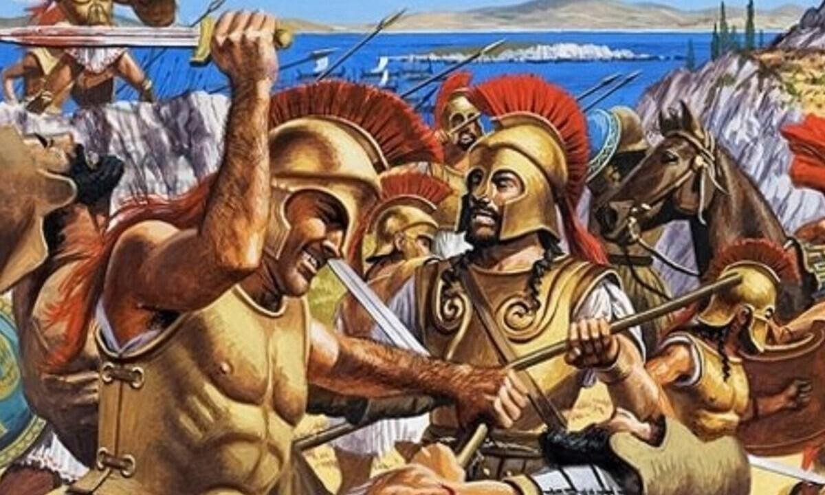 Μάχη του Μαραθώνα: Ο άγνωστος αγρότης που θέρισε τους Πέρσες – Δεν έμαθε κανείς ποιος ήταν